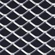 Squareline Ceiling Standard Chrome Metal Charcoal Insert