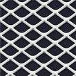 Squareline Ceiling Standard White Metal Charcoal Insert