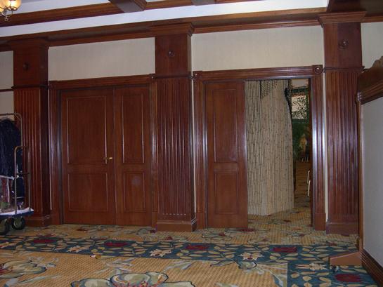Soundproof Doors Sound Control Interior Door Studio 3d
