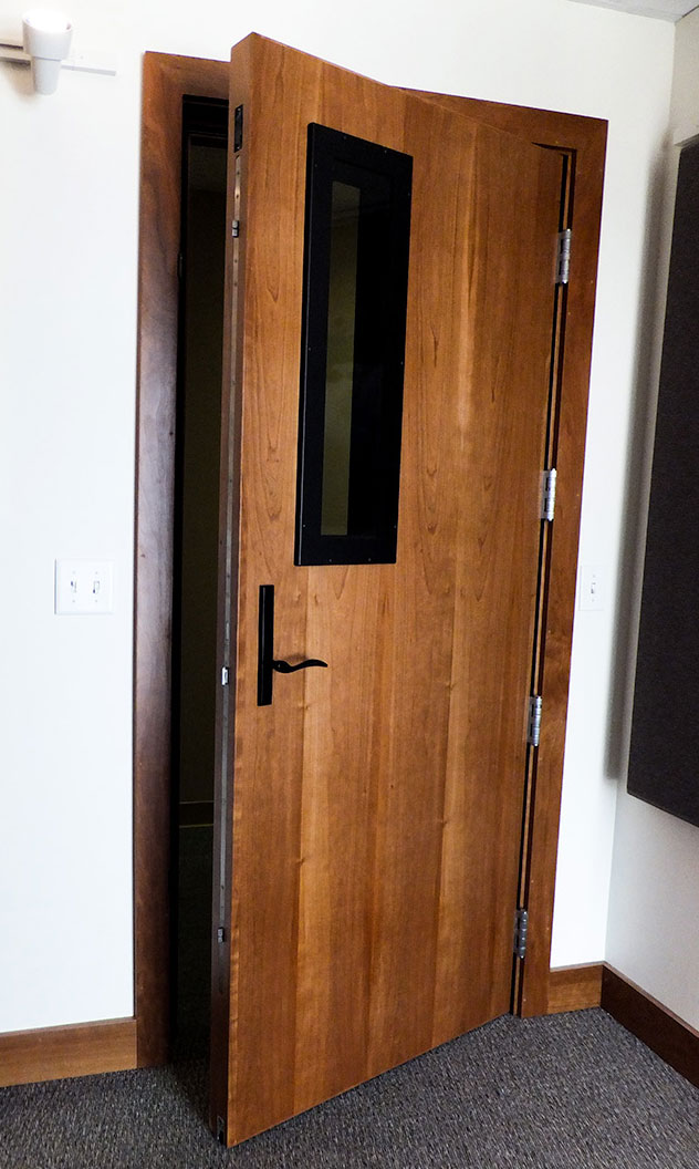 Soundproof Doors Sound Control Interior Door Studio 3d