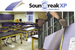 SoundBreak Acoustically Enhanced Gypsum Board for Higher Rated STC Wall Partitions