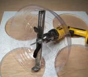Adjustable Speaker Cutter