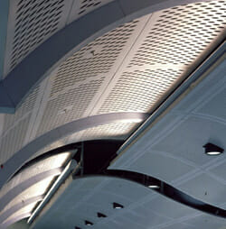Metal Ceilings Tiles Walls Panels Perforated Metal