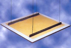 Acoustical Sound Absorbing Ceiling Clouds
