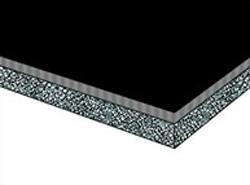 Pvc Vinyl Noise Barrier With Closed Cell Foam Decoupler