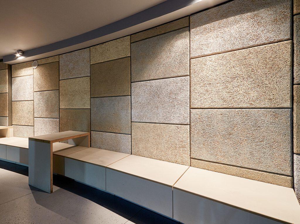 Envirocoustic Wood Wool Tiles Wood Wool Panels Asi