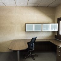 Envirocoustic Wood Wool Office