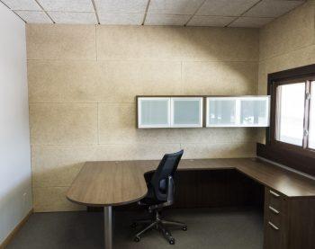 Envirocoustic Wood Wool Office