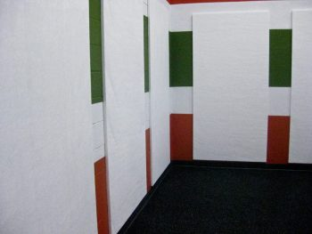 acoustic wall panel poly max