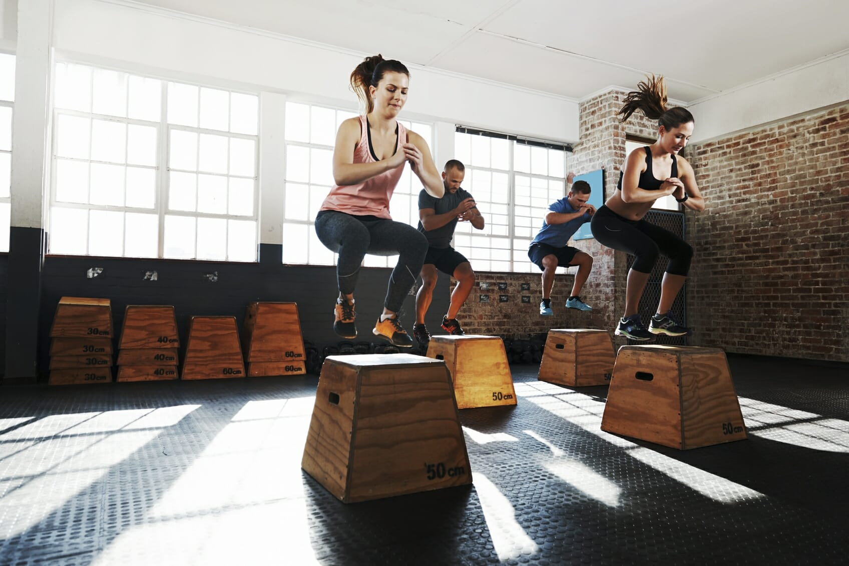 Fitness acoustics: keeping sound in and out acoustical surfaces