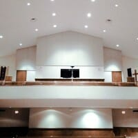 Wallmate® – Stretched Fabric Acoustical Wall System