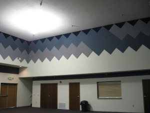 Echo Eliminator Recycled Cotton Acoustical Panels