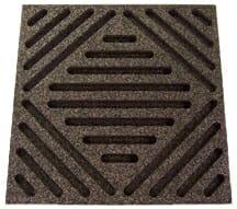 Charcoal dBA Sound Silencer Panel