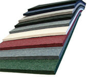 Echo Eliminator Recycled Acoustical Cotton Panels