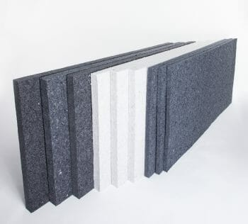 Echo Eliminator by Acoustical Surfaces.