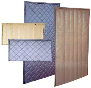 Exterior Quilted Curtain Absorber