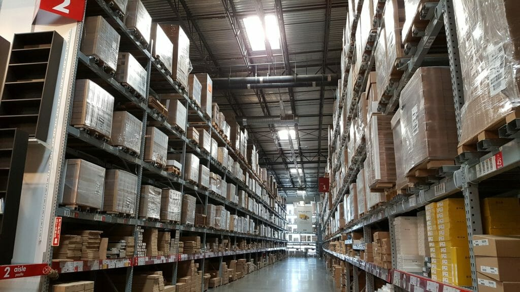 soundproofing warehouse