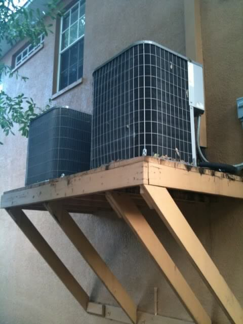 Noisy Air Conditioner