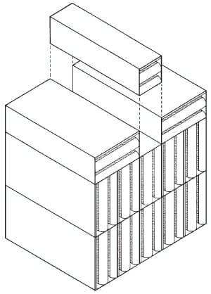 Modular Construction Silencer