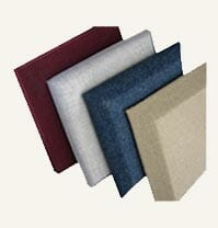 Fabric Wrapped Wall Panels