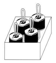 WHRK Neoprene Hanger Kit