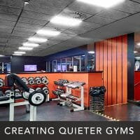 Tips For Creating Quieter Gyms - Acoustical Surfaces