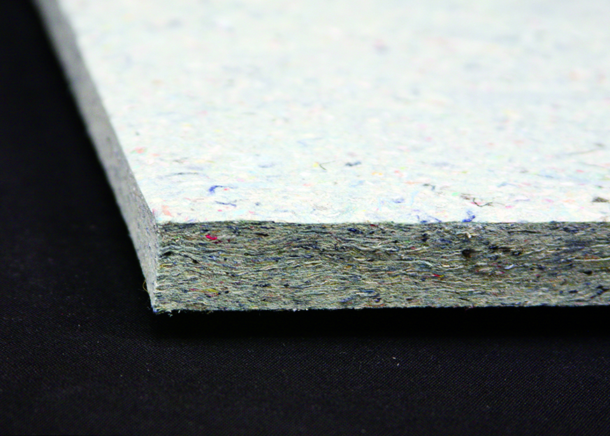 CFAB Cellulose Acoustical Panel by Acoustical Surfaces.