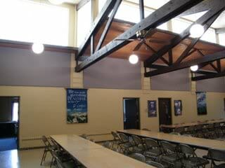 Fellowship acoustical panels
