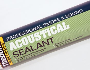 acoustical sealant