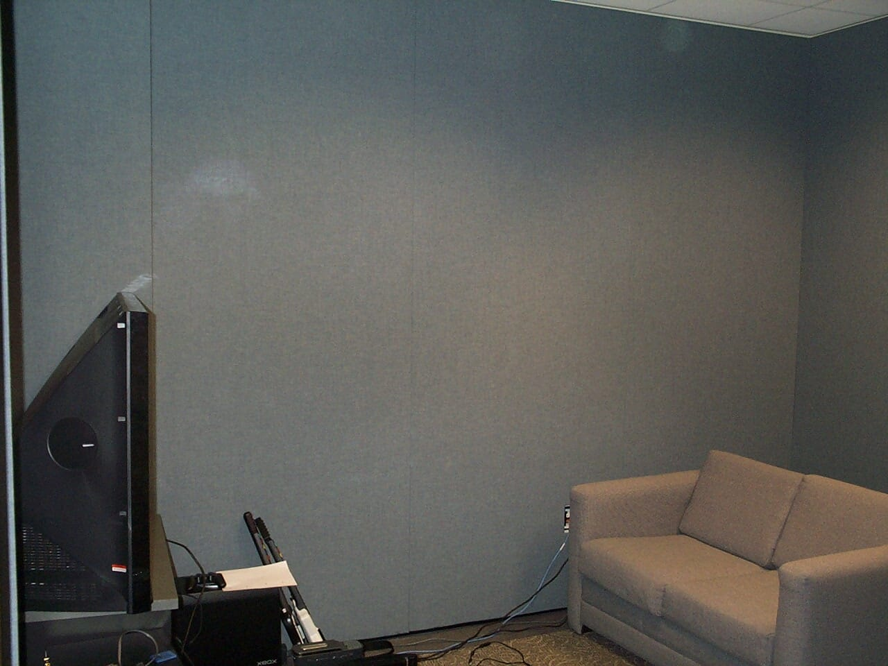 game testing room