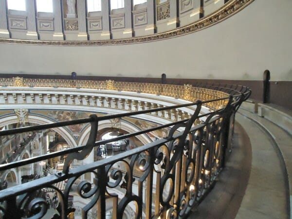 Whispering Gallery at St Paul's Cathedral