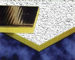 Acoustical Sound Barrier Ceiling Tile by Acoustical Surfaces