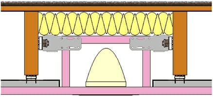 Can Light Isolator Profile