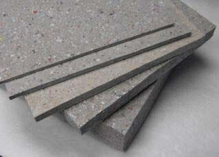 Soundproofing Cellulose Panels by Acoustical Surfaces.