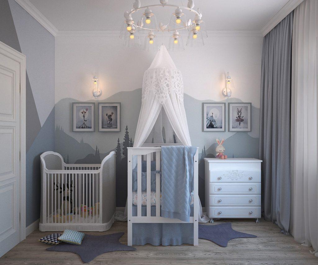 soundproof baby room