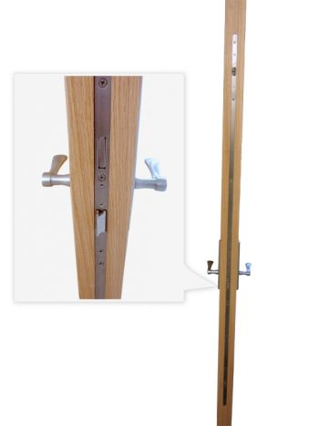 soundproof interior doors thickness