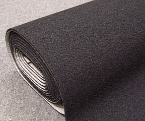 Duracoustic S.T.O.P.™ Floor underlay floor noise reduction mat for sale at Acoustical Surfaces.