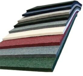 Echo Eliminator Recycled Cotton Acoustical Panels