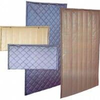 Curtains & Sound Blankets