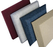 Fabric-Wrapped Acoustical Panels