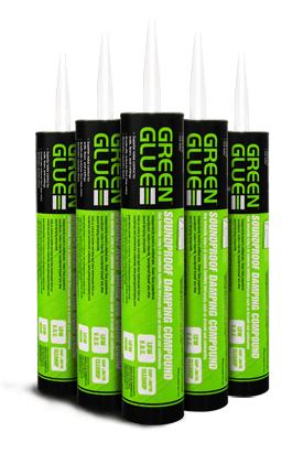 Green Glue Application Instructions