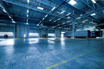 warehouse noise reduction
