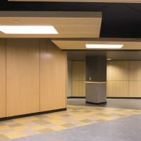Acousticore 519 and 525 Micro-Perforated Ceiling & Wall Panels