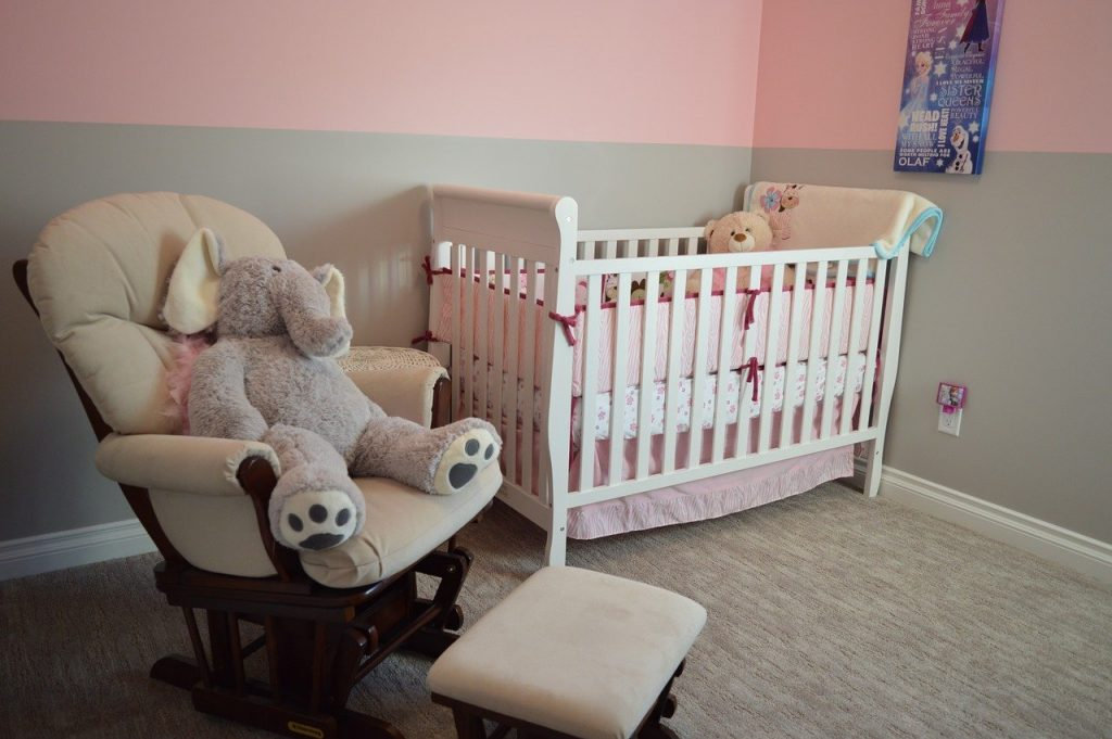 soundproof baby room apartment