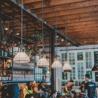 acoustical solutions for restaurants