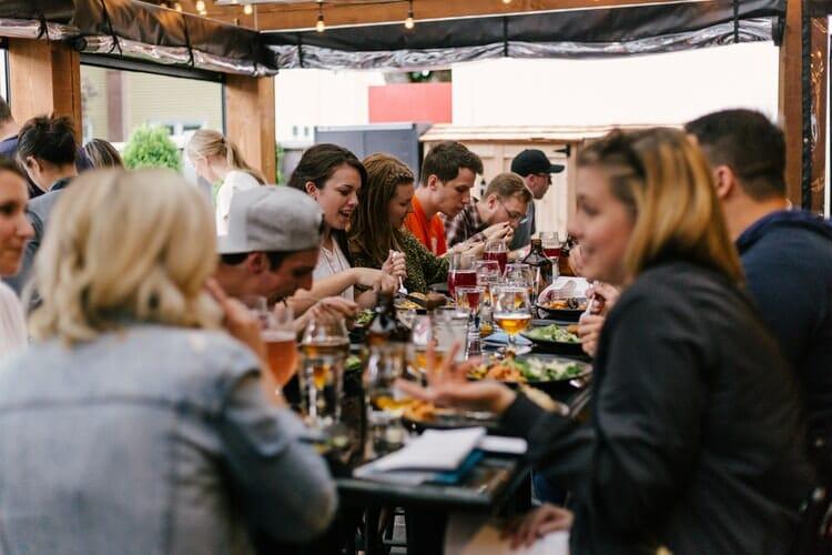 noisy restaurant solutions