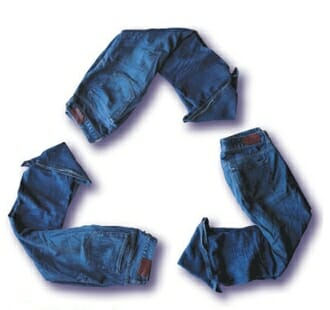 Recycled Jeans Logo