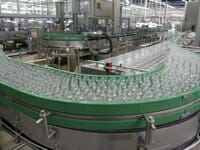 Sound Silencer Panels in Manufacturing Plant