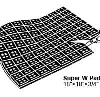 Super W Pads